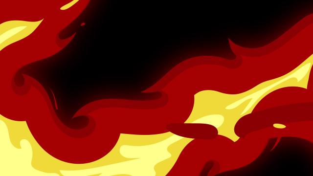 [单独购买] 150个4K高清动漫卡通火焰烟雾能量电流爆炸转场MG元素包PR+AE动画模板  BusyBoxx – V06 Comic FireFX插图130