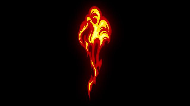 [单独购买] 150个4K高清动漫卡通火焰烟雾能量电流爆炸转场MG元素包PR+AE动画模板  BusyBoxx – V06 Comic FireFX插图151