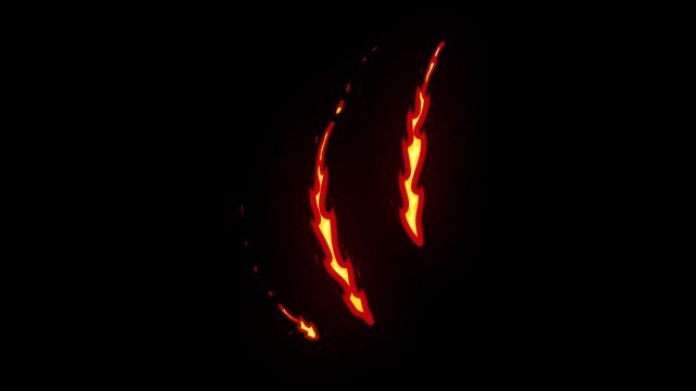 [单独购买] 150个4K高清动漫卡通火焰烟雾能量电流爆炸转场MG元素包PR+AE动画模板  BusyBoxx – V06 Comic FireFX插图27