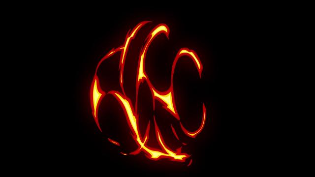 [单独购买] 150个4K高清动漫卡通火焰烟雾能量电流爆炸转场MG元素包PR+AE动画模板  BusyBoxx – V06 Comic FireFX插图35