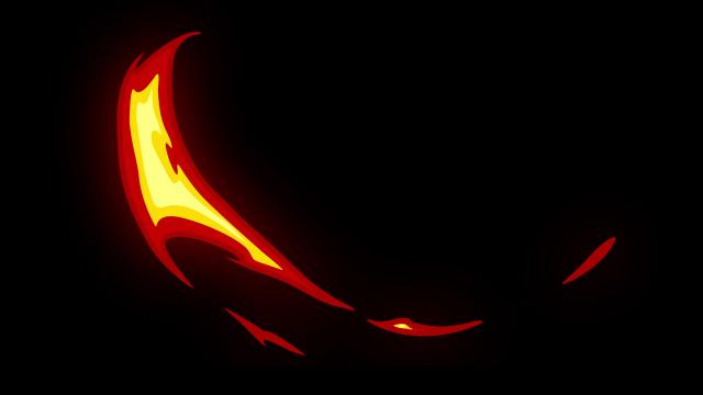 [单独购买] 150个4K高清动漫卡通火焰烟雾能量电流爆炸转场MG元素包PR+AE动画模板  BusyBoxx – V06 Comic FireFX插图67