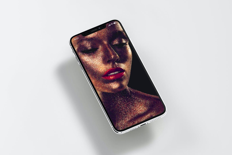 8款逼真APP界面设计iPhone 11 Pro屏幕演示样机模板 iPhone 11pro Mock-up插图6