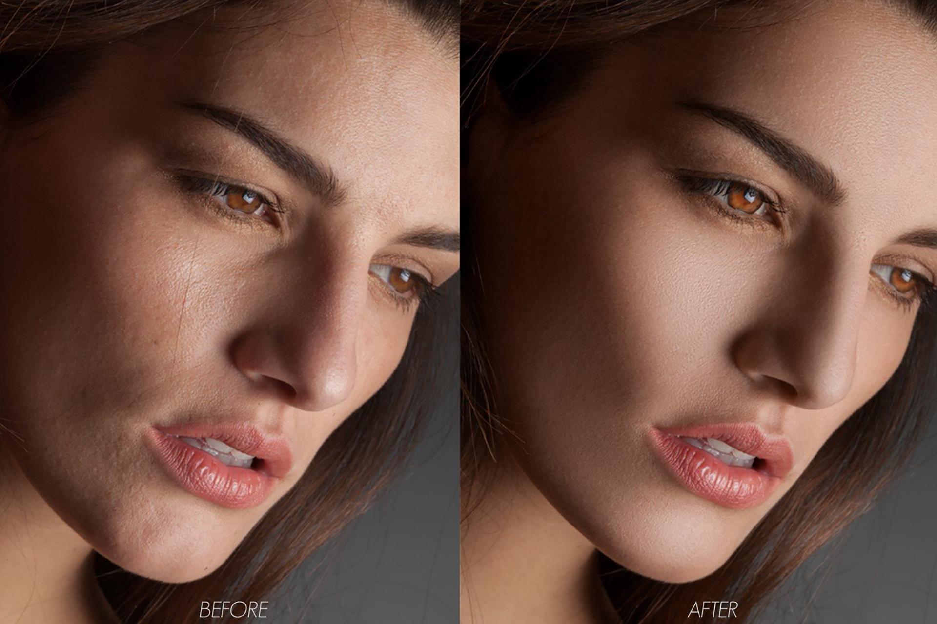 影楼专业照片修图磨皮润饰PS扩展面板插件素材 Retouch Panel For Photoshop插图8