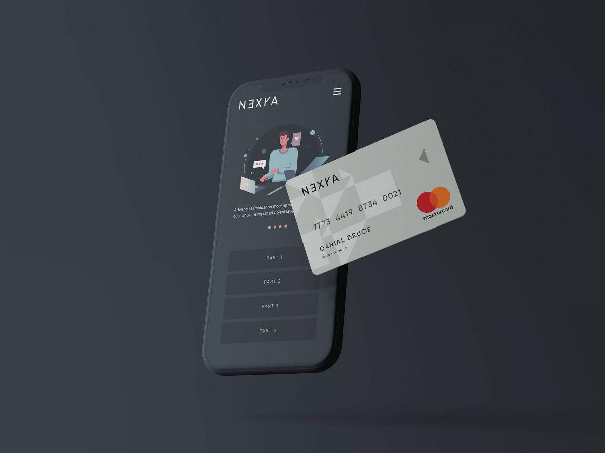 Online-Payment-Mockup