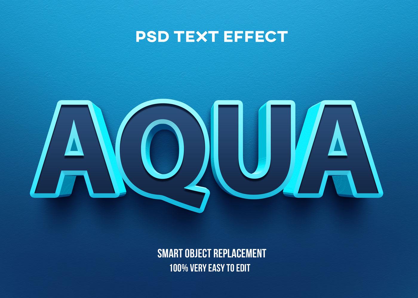 [单独购买] 80款炫彩3D立体海报标题Logo特效字体设计PS样机素材 30 Text Effect Bundle插图2