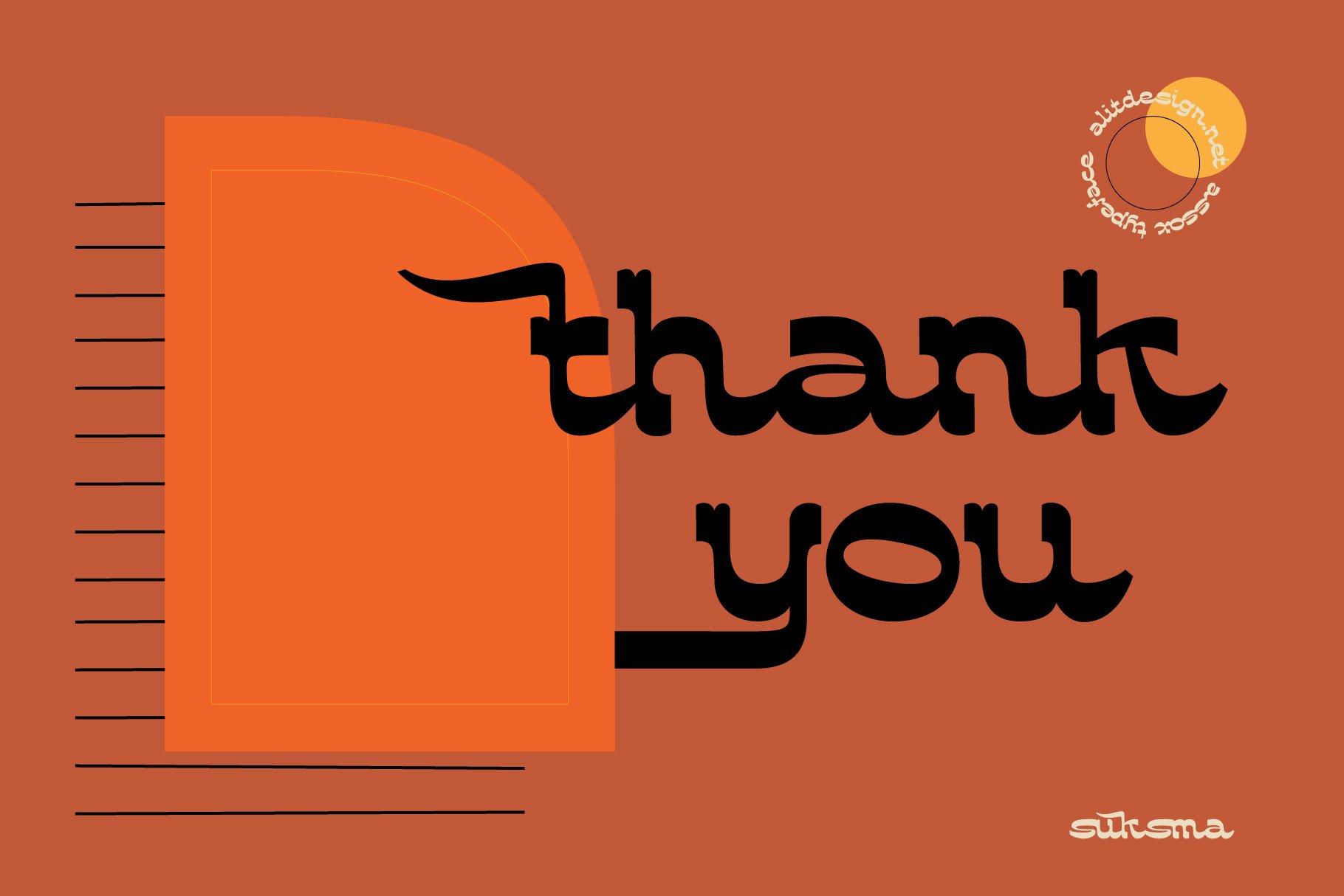 [单独购买] 潮流复古酸性逆反差海报标题Logo设计衬线英文字体素材 Assox Typeface插图15