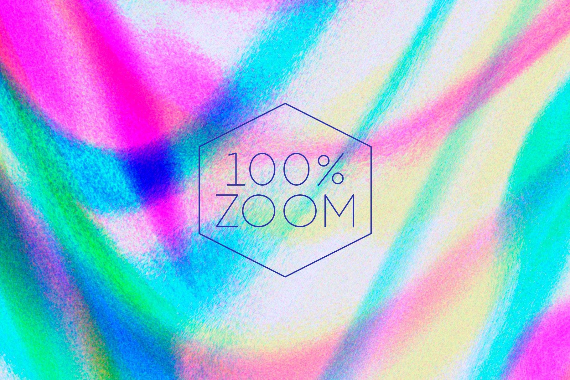 [单独购买] 90款潮流抽象炫彩故障扭曲噪点颗粒纹理海报设计背景图片素材 Experimental Abstract Textures插图18