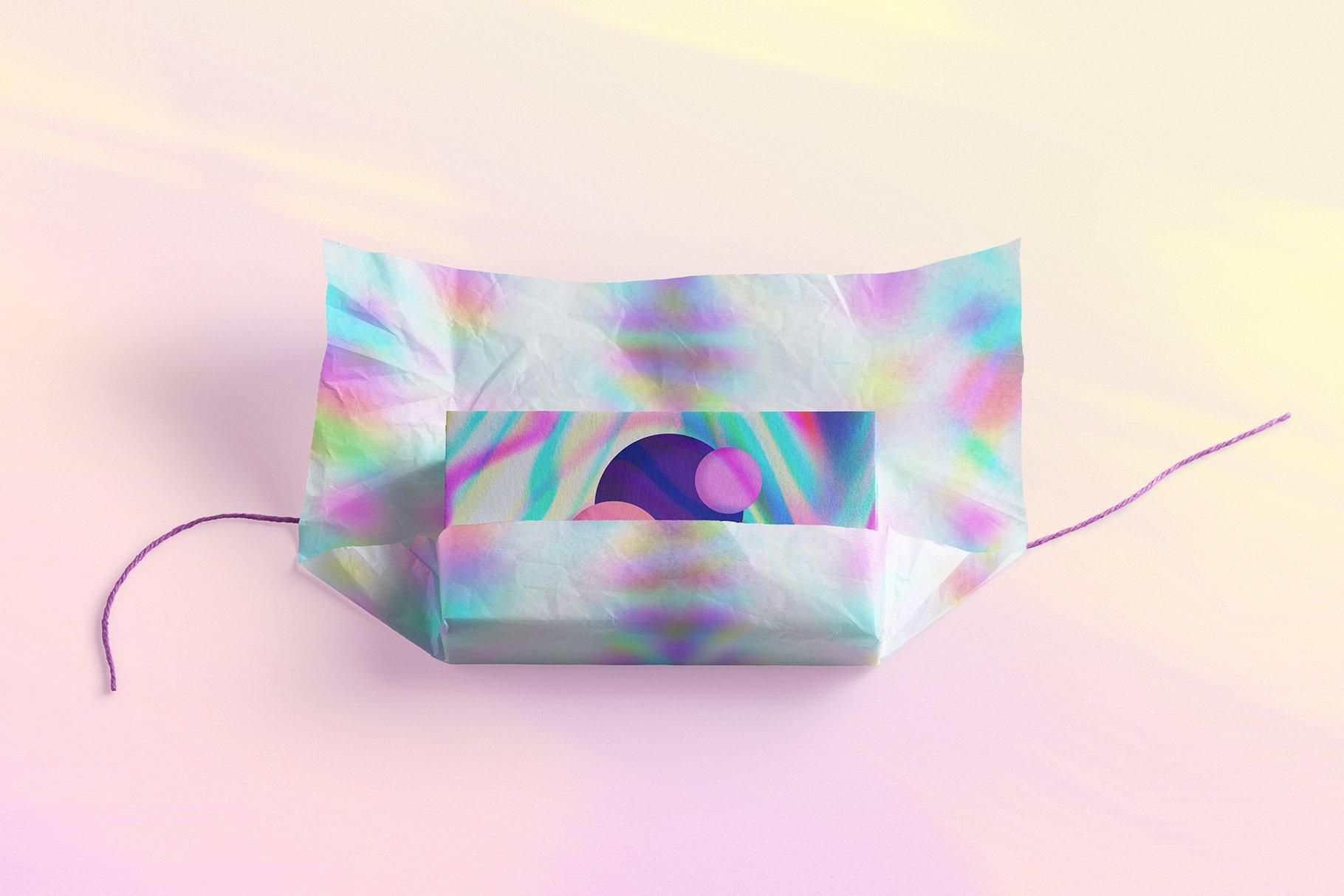 [单独购买] 90款潮流抽象炫彩故障扭曲噪点颗粒纹理海报设计背景图片素材 Experimental Abstract Textures插图1
