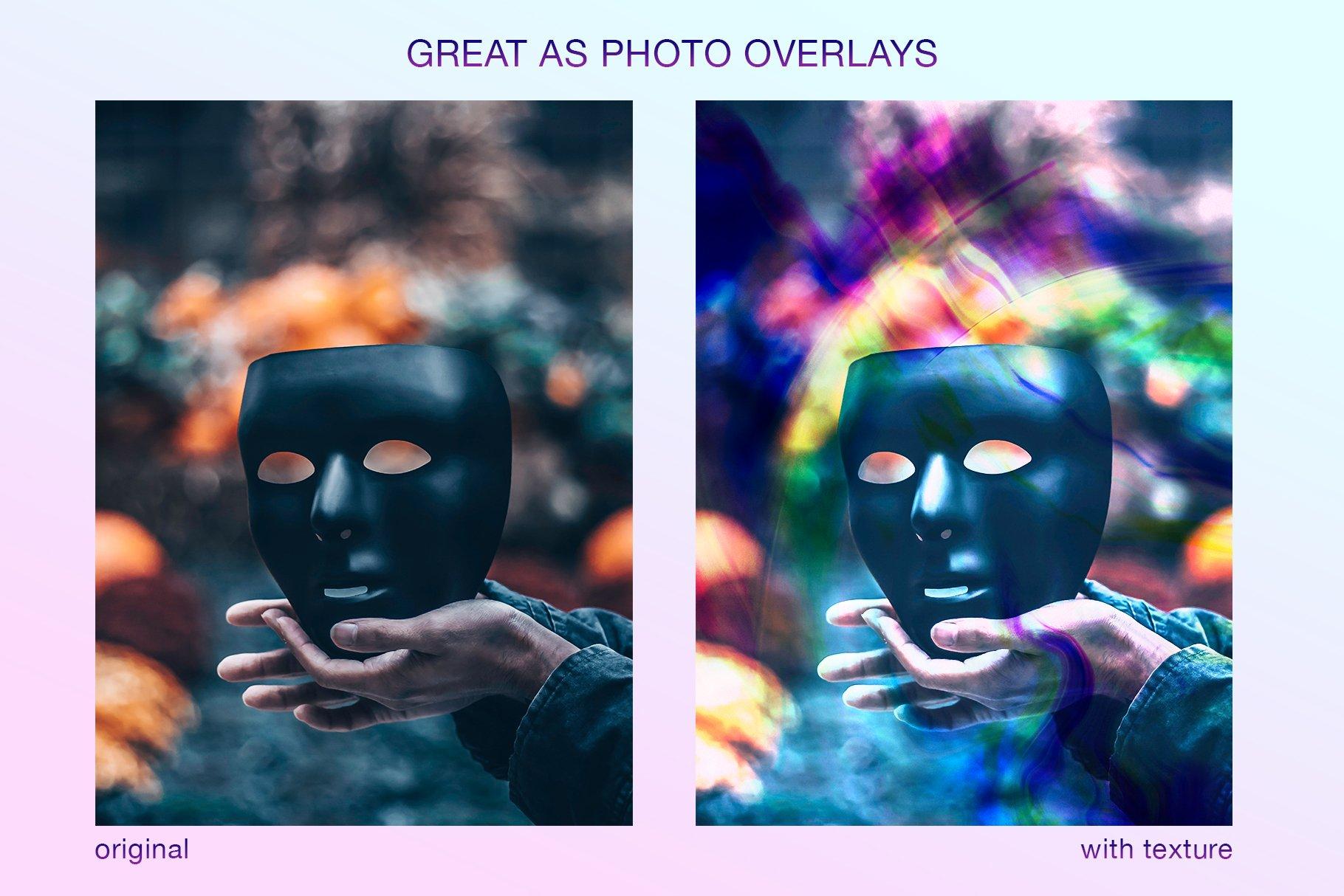 [单独购买] 90款潮流抽象炫彩故障扭曲噪点颗粒纹理海报设计背景图片素材 Experimental Abstract Textures插图20