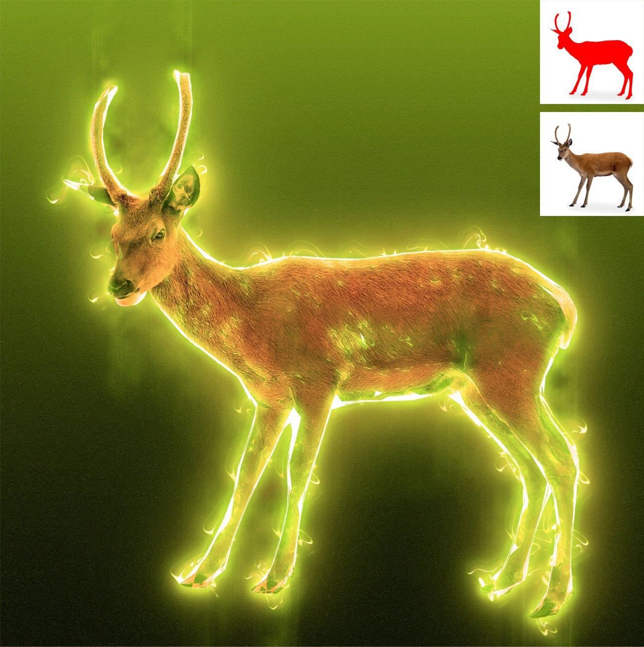 超炫能力发光效果照片处理特效PS动作素材 Light Photoshop Action插图9