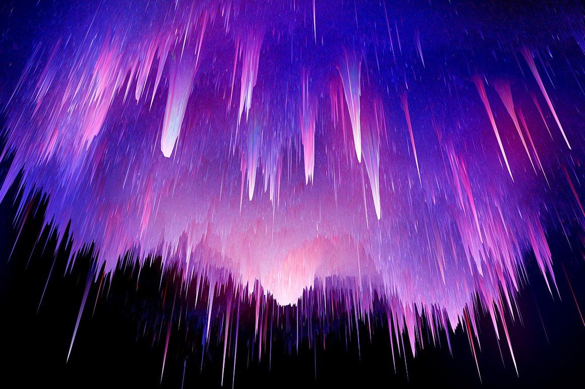 22款抽象空间星球宇宙爆炸背景图片设计素材 Space Explosion Backgrounds插图3