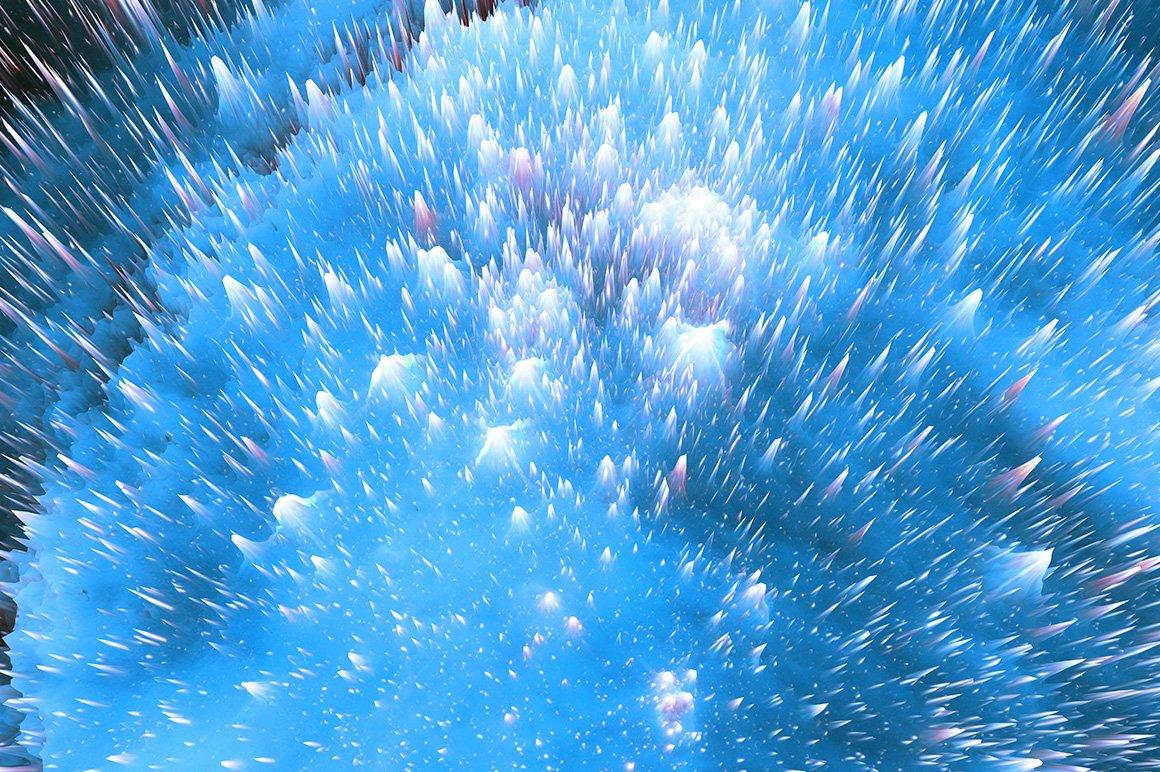 22款抽象空间星球宇宙爆炸背景图片设计素材 Space Explosion Backgrounds插图4
