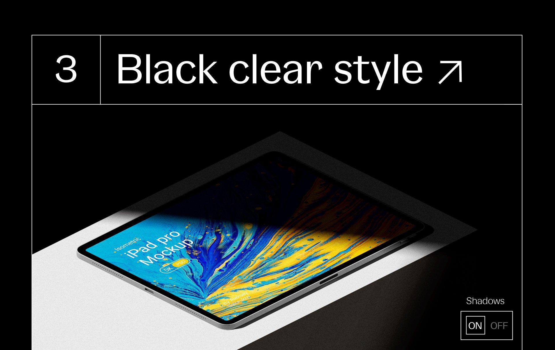 [单独购买] 16款时尚等距APP界面设计苹果设备屏幕演示场景样机模板套装 Device Pack Mockups – Isometric插图23