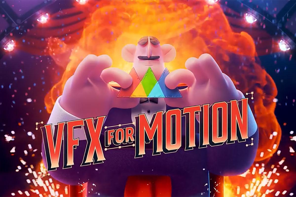 [单独购买] 超大视频抠像跟踪Roto特效合成AE英文无字幕教程 VFX for Motion插图