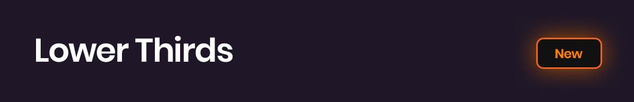 [单独购买] 4000多款创意文字标题排版字幕条Logo设计背景动画预设AE脚本 Graphics Pack // 4000+ Animation Pack插图17