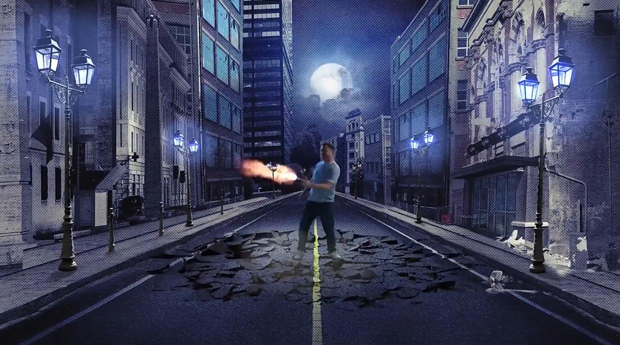 [单独购买] 超大视频抠像跟踪Roto特效合成AE英文无字幕教程 VFX for Motion插图4