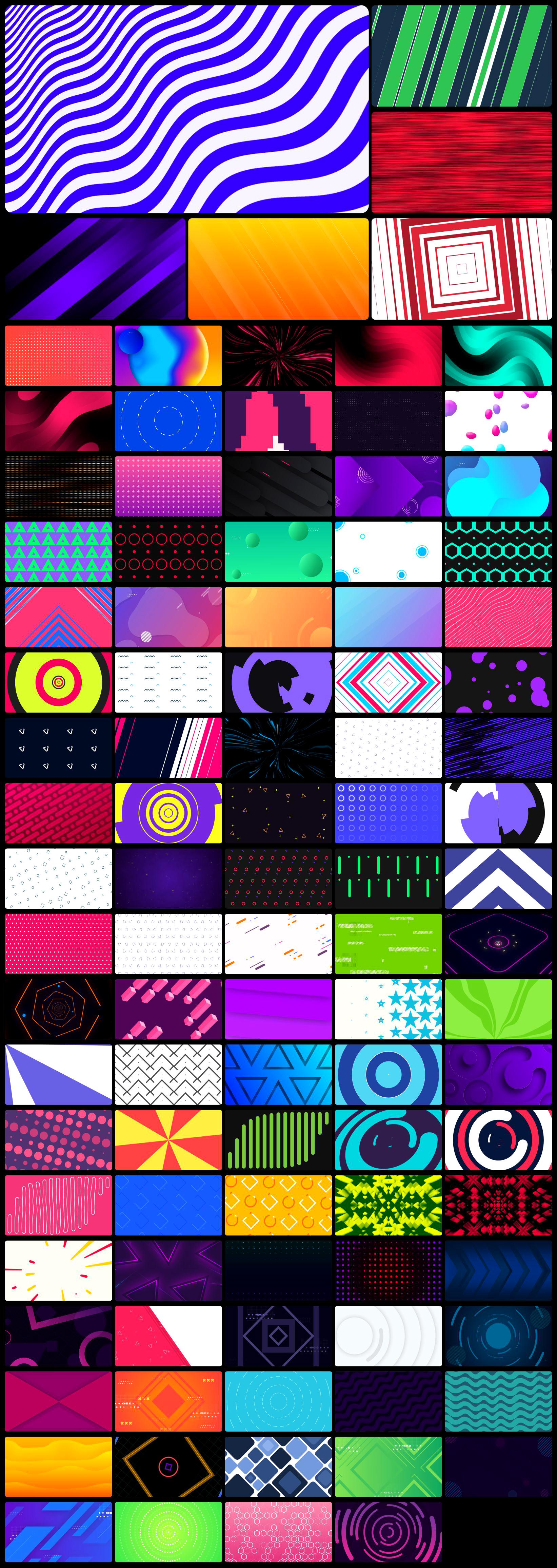 [单独购买] 4000多款创意文字标题排版字幕条Logo设计背景动画预设AE脚本 Graphics Pack // 4000+ Animation Pack插图32