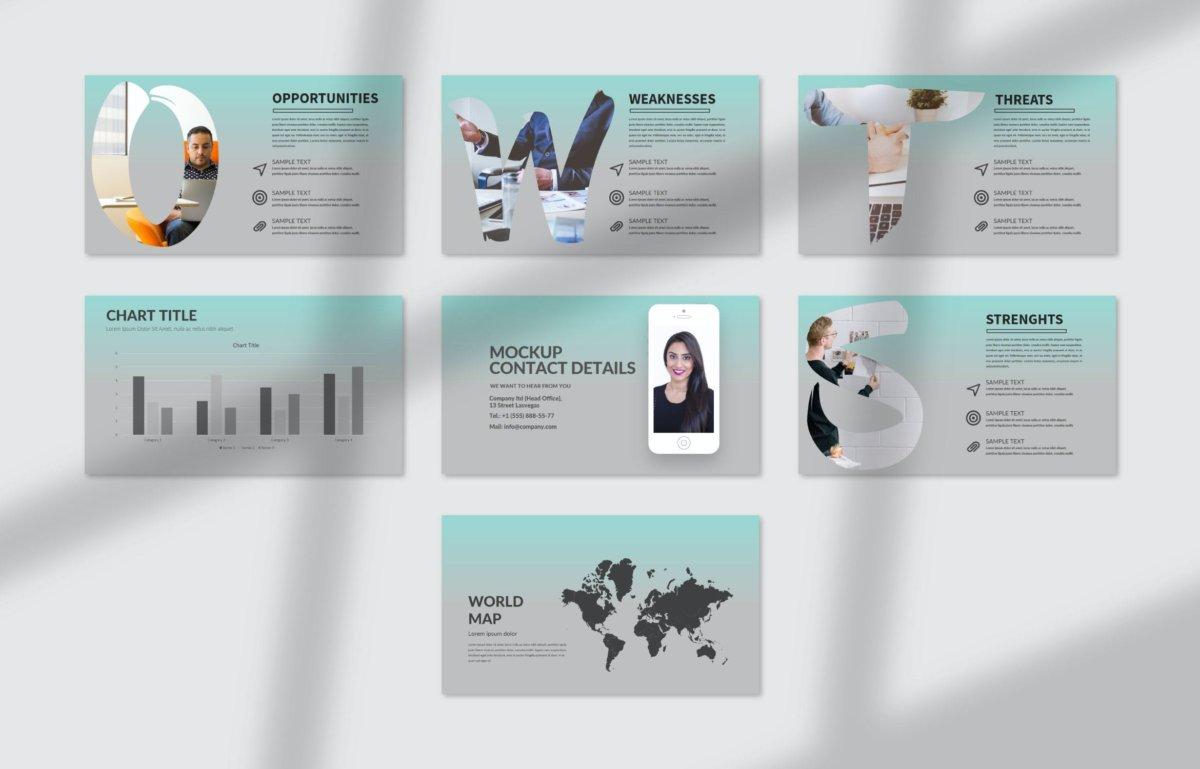 优雅简约商业介绍提案简报演示Keynote文稿 Codex Keynote – Business插图4