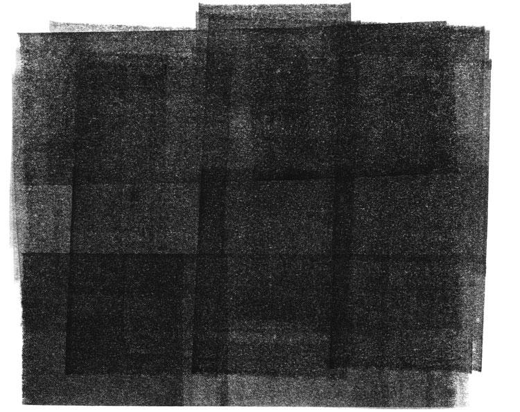 [单独购买] 潮流10K高清粗糙墨水丝印纹理海报设计PNG透明背景图片素材 Blkmarket – Silkscreen插图1