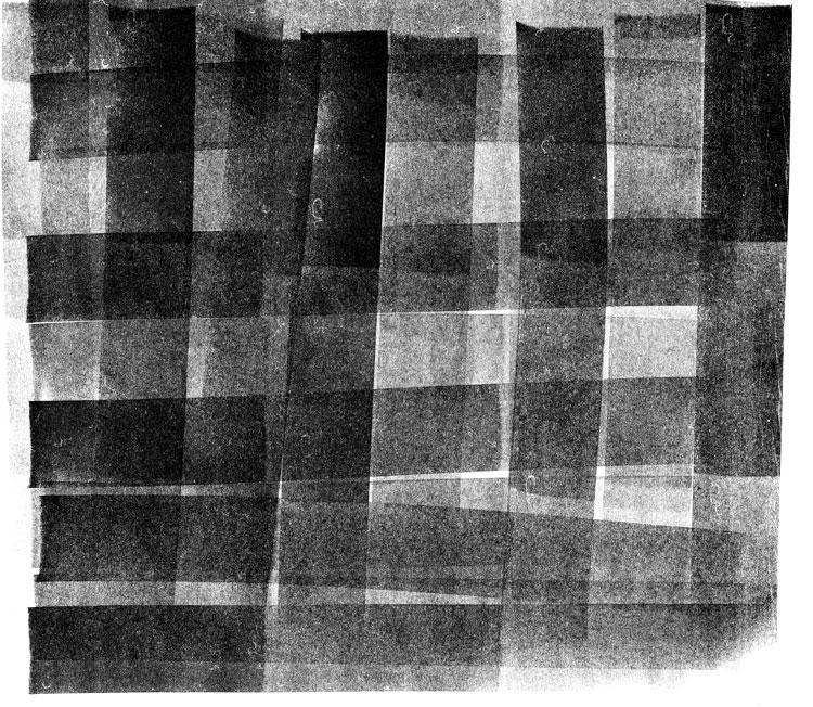 [单独购买] 潮流10K高清粗糙墨水丝印纹理海报设计PNG透明背景图片素材 Blkmarket – Silkscreen插图10