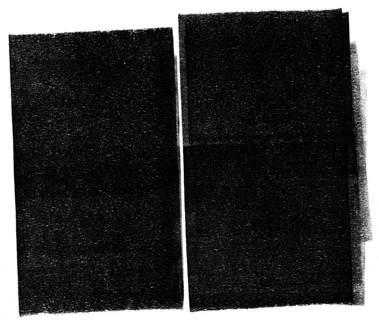 [单独购买] 潮流10K高清粗糙墨水丝印纹理海报设计PNG透明背景图片素材 Blkmarket – Silkscreen插图4