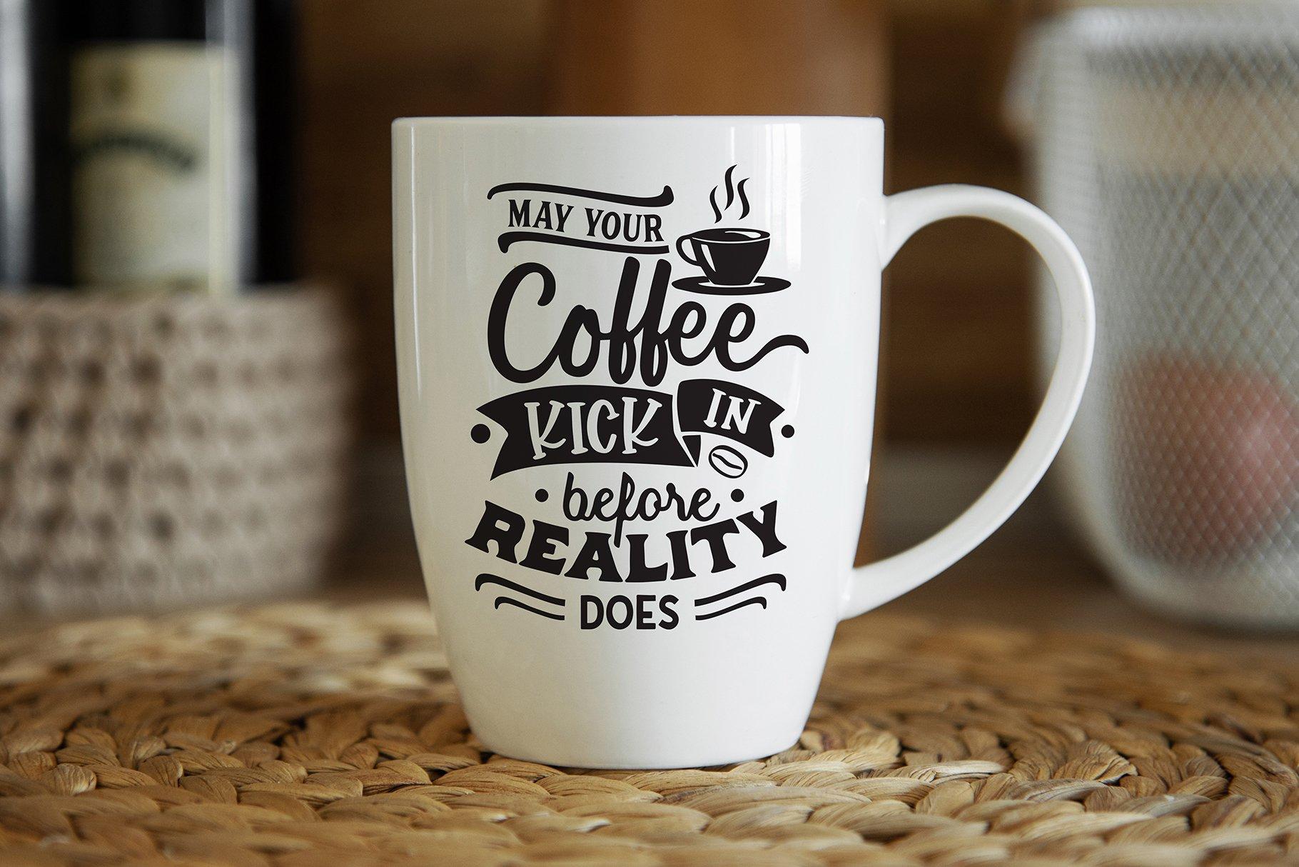 15个陶瓷马克咖啡杯印花图案设计展示贴图样机合集 Coffee Mug Mockup Set插图2