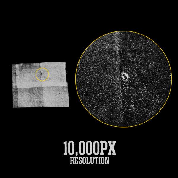 [单独购买] 潮流10K高清粗糙墨水丝印纹理海报设计PNG透明背景图片素材 Blkmarket – Silkscreen插图11