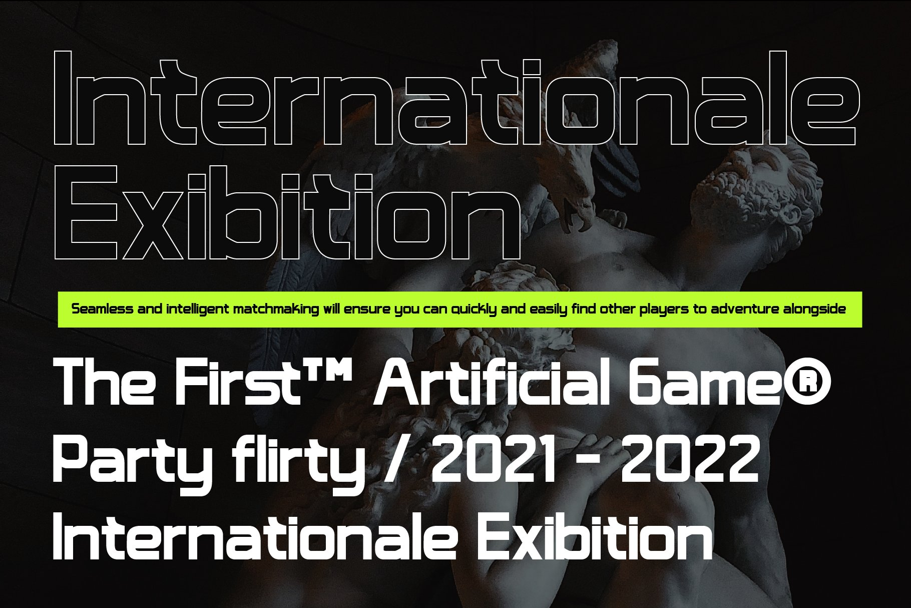 [单独购买] 潮流未来科技酸性艺术海报标题品牌Logo设计无衬线英文字体素材 Studio Grotesk Font插图7